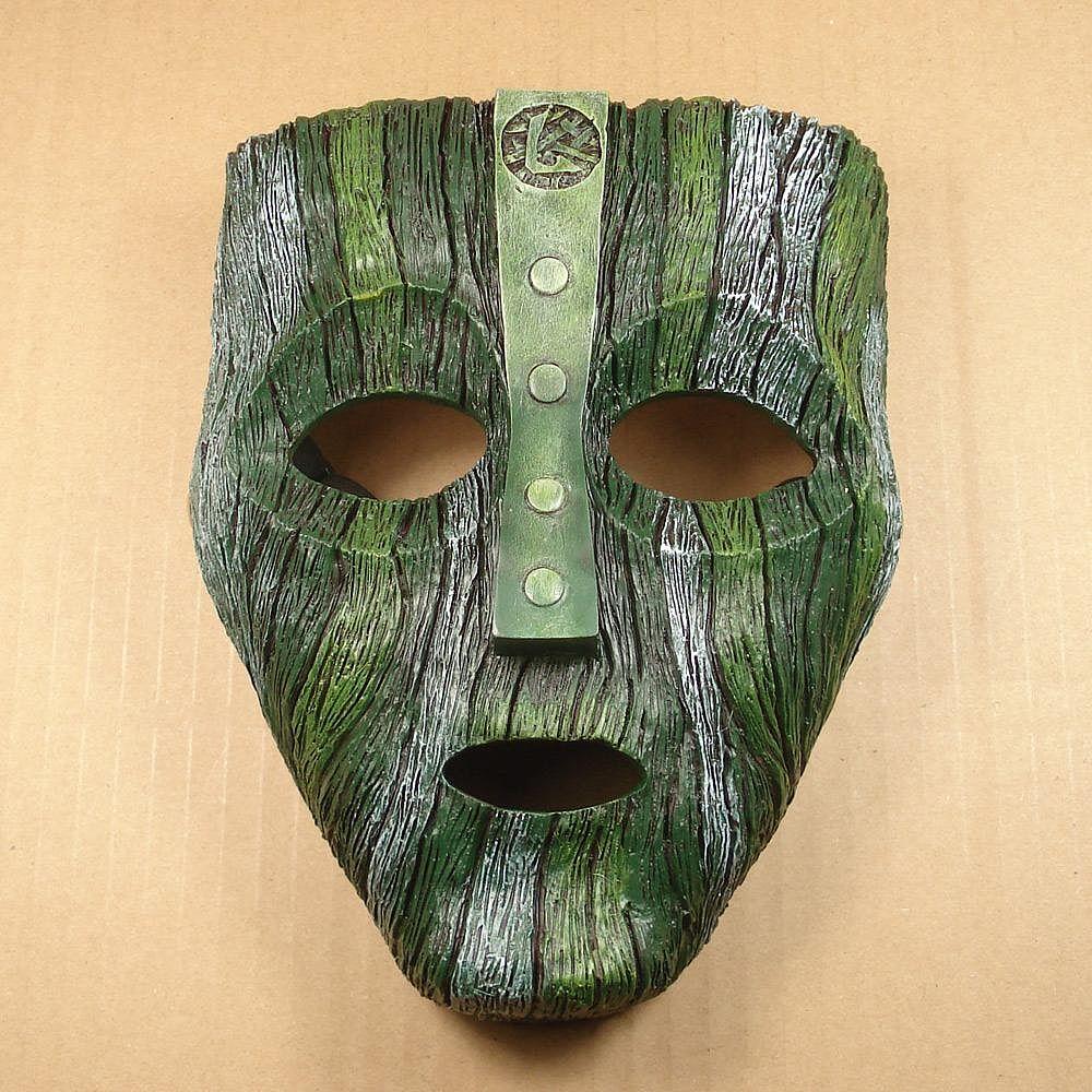 Как сделать маску зеленая